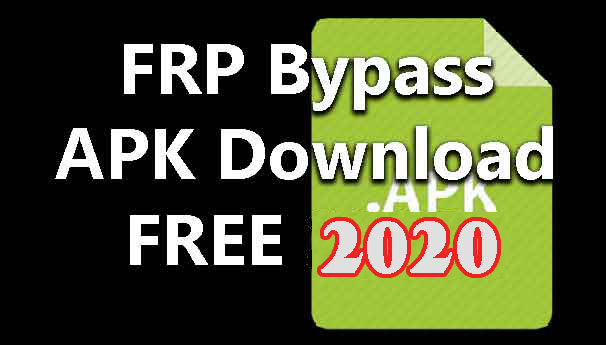 Bypass FRP Applications and Files Download One Click