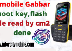 QMobile Gabbar SC6531E Infinity CM2SCR Flash File Firmware With Boot Key